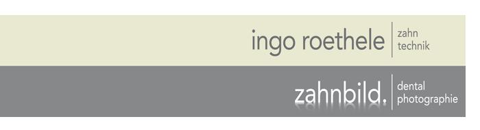 Ingo Roethele  –  Zahnbild.