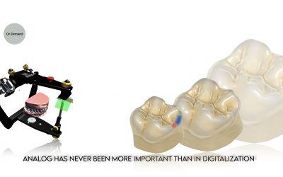 Part 4 – The Slavicek concept in digital dentistry